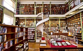Czy warto kupowac książki w antykwariacie?