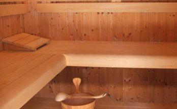 Drewno do budowy sauny