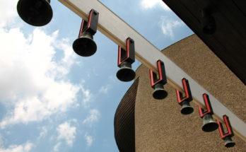 Dzwony w kościele