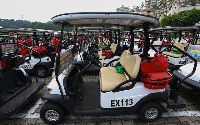3 Najbardziej ekskluzywne wózki golfowe na świecie