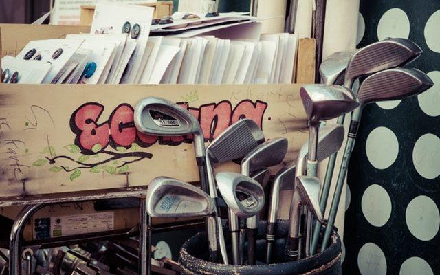 Używane kije golfowe – cena