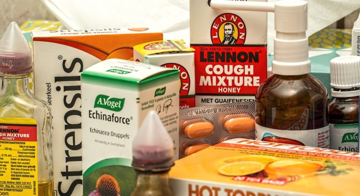 Leki na ból gardła