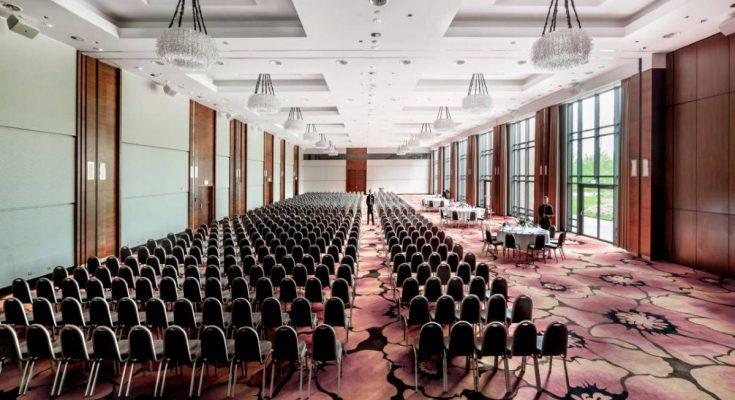 Sala konferencyjna w hotelu na 300 osób – województwo mazowieckie