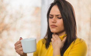 Domowe metody na bolące gardło
