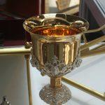 Znaczenie kielichów mszalnych podczas mszy świętej
