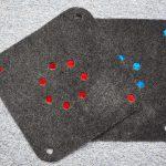 Czym są bieżniki filcowe i gdzie się ich używa?
