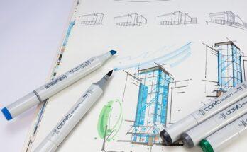 Jaki jest koszt wykonania projektu nowoczesnego budynku biurowego?